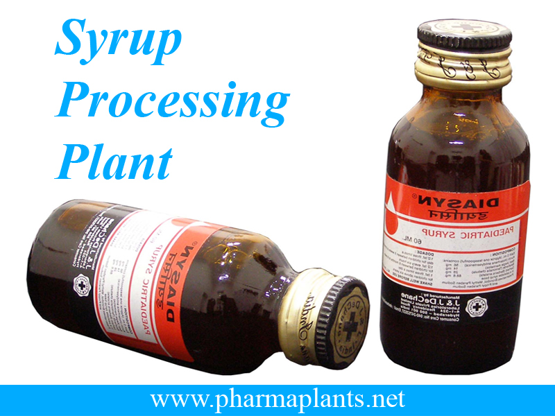 Syrup Making Plant, Syrup Making Plant Exporter