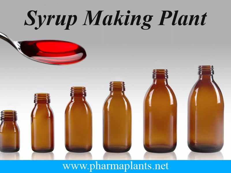 Syrup Manufacturing Plant Supplier, Syrup Manufacturing Plant  India